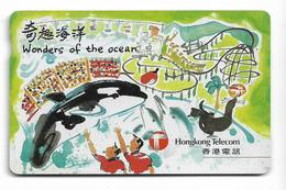 USED PHONECARD HONG KONG - Hong Kong