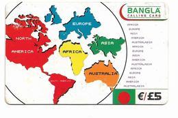USED PHONECARD BANGLADESH - Bangladesh