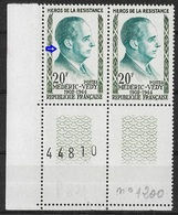 France 1959 - Variété - Médéric Védy - Y&T N° 1200 ** Neuf Luxe Voir Descriptif. - Variétés Et Curiosités