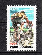 Francia - 2002. Ciclismo: Corsa Parigi - Roubaix. MNH - Ciclismo