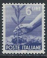 Italie YT 494 XX / MNH - 1944-46 Lieutenance & Humbert II