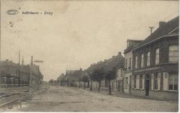 Saffelare  -  Dorp   -   1929  Naar   Astene - Deynze - Lochristi