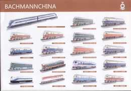 Catalogue BACHMANN CHINA 2010 HO Scale Ed.Chinese - En Chinois - Livres Et Magazines