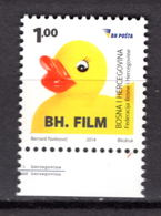 BIRDS - 2014 - BOSNIA Erzegovina -  Mi.. Nr.  654 - NH - (CW4755.31) - Bosnia Erzegovina