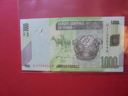 CONGO 1000 FRANCS 2005 PEU CIRCULER/NEUF - República Democrática Del Congo & Zaire