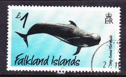 ISLAS MALVINAS, USED STAMP, OBLITERÉ, SELLO USADO - Falkland Islands