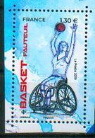 France 2019 - Handisport / Disabled's Sports / Basket Ball - MNH - Handisport