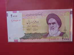 IRAN 2000 RIALS 2005 PEU CIRCULER/NEUF - Iran