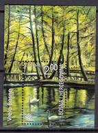 BIRDS - 2001 - BOSNIA ERZEGOVINA -  Mi.. Nr.  BF 12 - NH - (CW4755.31) - Bosnia Erzegovina