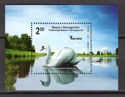 BIRDS - 2010 - BOSNIA ERZEGOVINA -  Mi.. Nr.  BF  38 - NH - (CW4755.31) - Bosnia Erzegovina