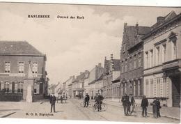 HARELBEKE ONTREK DE KERK - Harelbeke