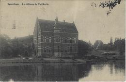 Saventhem.   -   Le Château Du Val Marie  -   1919   Naar  Zele - Zaventem
