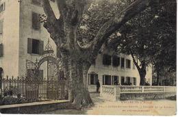 11 GINOLES Les Bains Vers Quillan Vallée De L'Aude N°84 De Labouche En 1916 Entrée De La Source Et L'Etablissement - Non Classés