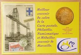 Médaille Touristique MARSEILLE - Salon De Marseille ACMT / MONNAIE DE PARIS 2010 - Monnaie De Paris