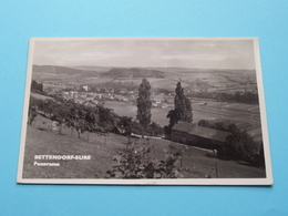 BETTENDORF-Sure Panorama ( Sibenaler ) Anno 1970 ( Voir Photo ) ! - Diekirch