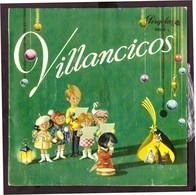 España. Disco De Vinilo A 45 Rpm. Villancicos. Rin Rin. La Virgen Va Caminando... Condicion Media. - Sonstige - Spanische Musik