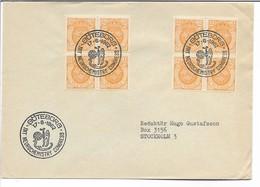 Int. Neurochemistry Congress. Postmark On Cover. Göteborg 1962. Sweden. H-608 - Chimie