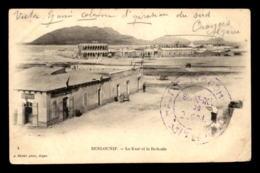 ALGERIE - SAHARA - BENI-OUNIF - LE KSAR ET LA REDOUTE - EDITEUR GEISER - Algeria