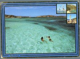 °°° Cartolina N. 125 Conoscere La Sardegna Il Mare Viaggiata °°° - Altre Città