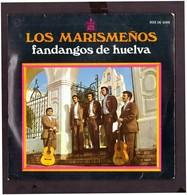 España. Disco De Vinilo A 45 Rpm. Los Marismeños. Fandangos De Huelva. Yo Me Voy A La Alameda... Buena Condicion. - Sonstige - Spanische Musik