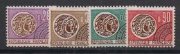 France - 1971 - Préo N°Yv. 130 à 133 - Série Complète - Neuf Luxe ** / MNH / Postfrisch - 1964-1988