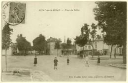 40 - B16894CPA - MONT DE MARSAN - Place Du Sablar - Très Bon état - LANDES - Mont De Marsan