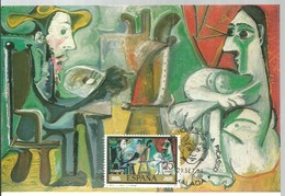 MAXIMA ESPAÑA 1978 MALAGA - Picasso