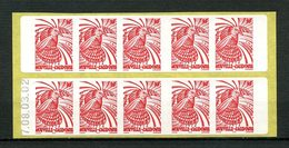 -RARE- CALEDONIE 2004 Carnet N° 909A ** Neuf MNH Superbe C 60 € Faune Oiseaux Birds Le Cagou Fauna Animaux - Markenheftchen