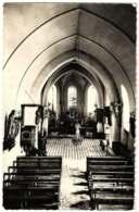 77 - B21329CPSM - SAINT FIACRE - Interieur Eglise - Assez Bon état - SEINE-ET-MARNE - Francia