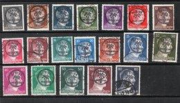 Surcharge Afrique Sur Hitler (Guerre II) - Faux (Forgery) - Germania