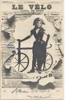 CPA Journal Le Vélo - Otros