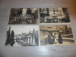 Beau Lot De 60 Cartes Postales De Belgique  Bruges      Mooi Lot Van 60 Postkaarten Van België  Brugge - 60 Scans - Postcards