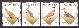 BIRDS - 2015 - NAMIBIA -  Yv. Nr.  1363/1366 - NH - (CW4755.32) - Namibia (1990- ...)