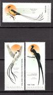 BIRDS - 2015 - NAMIBIA -  Yv. Nr.  1367/1369 - NH - (CW4755.32) - Namibia (1990- ...)