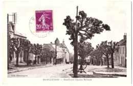 91 - B22464CPA - MARCOUSSIS - Boulevard  Charles Nélaton - Parfait état - ESSONNE - France