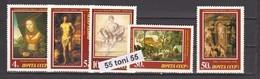 1987 Art Painting  Rubens ;Cranach ;Titian ;Durer (Mi- 5717/21) 5v.-MNH - Arte
