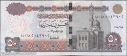 TWN - EGYPT 66d - 50 Pounds 8.11.2018 UNC - Egitto