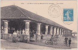 Les Moutiers Les Mauxfaits (Vendée) Les Halles - Moutiers Les Mauxfaits