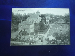 1913 QUETTEVILLE FETE DU VILLAGE  BON ETAT - Francia