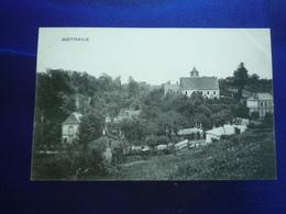 1913 QUETTEVILLE VUE GENERALE  BON ETAT - France