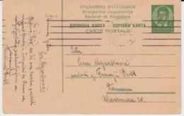 DOPISNA KARTA 5 MAI 1941 (2) - Entiers Postaux