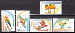BIRDS - 2015 - NAMIBIA -  Yv. Nr.  1345/1349 - NH - (CW4755.32) - Namibia (1990- ...)