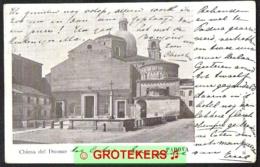 PADOVA Chiesa Del Duomo Sent 1906 To ROERMOND/HORN (NL) - Padova (Padua)