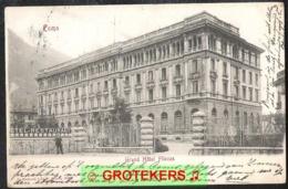 COMO Grand Hôtel Plinius Sent 1906 To ROERMOND/HORN (NL) - Como