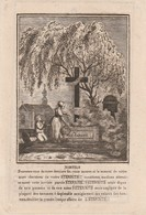 Broeder Joannes Baptista Van Den Brande-broeder Vernietigde Congegratie Oratoren-thisselt-mechelen 1766-1842 - Images Religieuses
