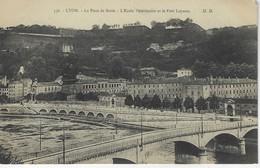 69 ( Rhone ) - LYON - Le Pont De Serin - L ' Ecole Veterinaire Et Le Fort Loyasse - Lyon