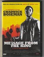Dvd  MESSAGE FROM THE KING   Etat: TTB  Port 110 Gr Ou 30 Gr - Action, Adventure