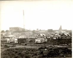 CANADA NORANDA SMELTER QUEBEC   Canada 24*19CM Fonds Victor FORBIN 1864-1947 - Profesiones