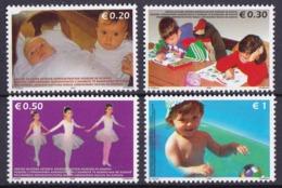 Kosovo, Children 2006, Complete Set MNH - Kosovo