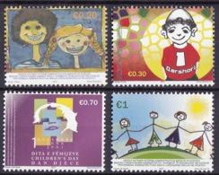 Kosovo, Children 2007, Complete Set MNH - Kosovo